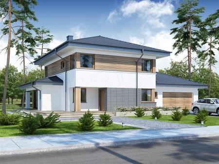 Projekt domu Telmun 2