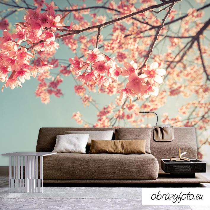 fototapeta-japońska-wiśnia