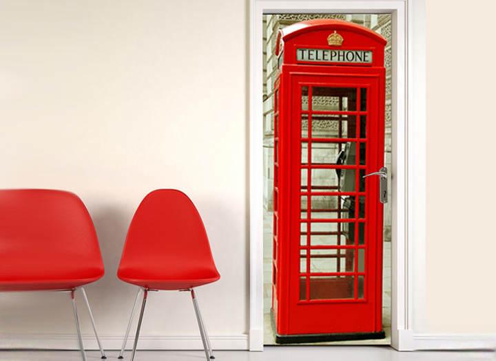 naklejka-na-drzwi-londyn