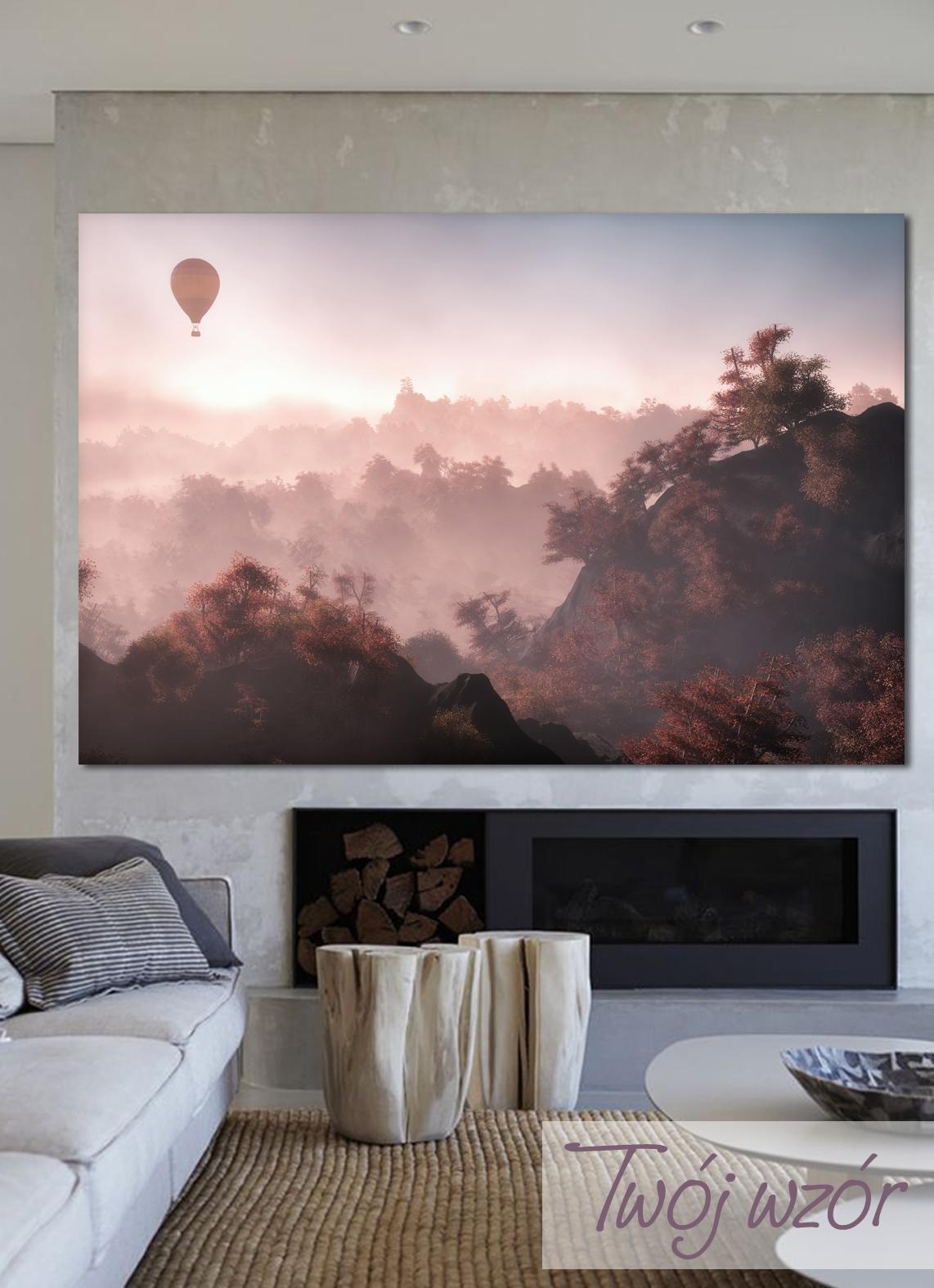 obraz-na-płótnie-balon-73608942