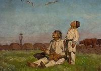 Chełmoński obrazy