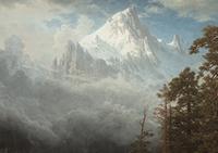 Fototapety góry