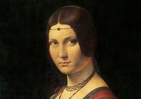 Leonardo Da Vinci obrazy
