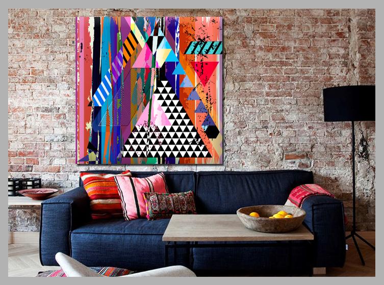 obrazy abstrakcyjna