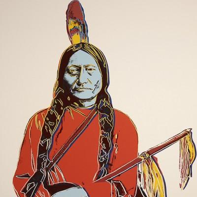 Indianin  - wf738