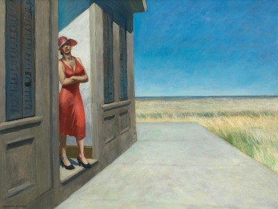E. Hopper, South Carolina Morning - wf1032