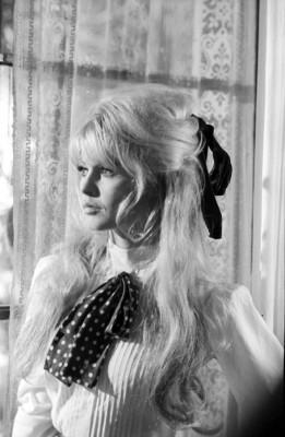 Brigitte Bardort  - wf772