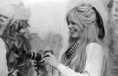 Brigitte Bardort  - wf771