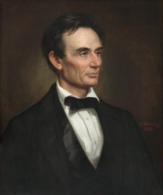 Abraham Lincoln - wf480