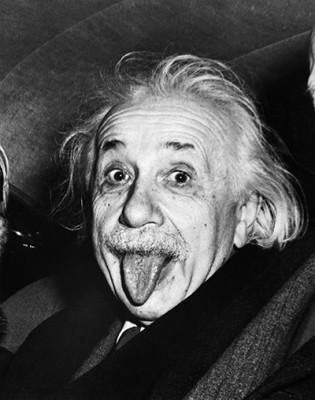 Albert Einstein - wf81