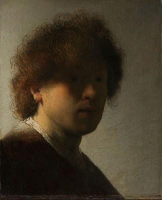 Autoportret Rembrandta - wf217