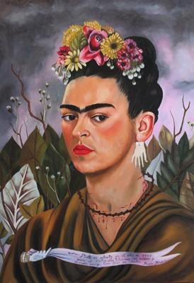 Frida Kahlo - wf220