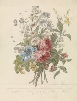 Bukiet według Cornelisa Borsteegha - wf127