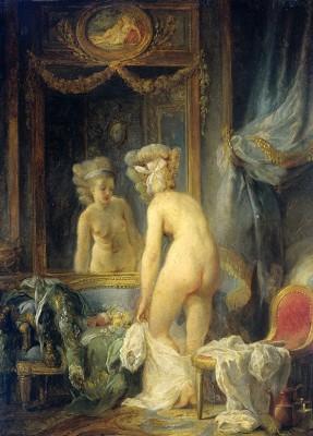 Kobieta w Sypialni  - wf373