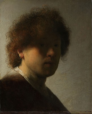 Autoportret Rembrandta - wf207