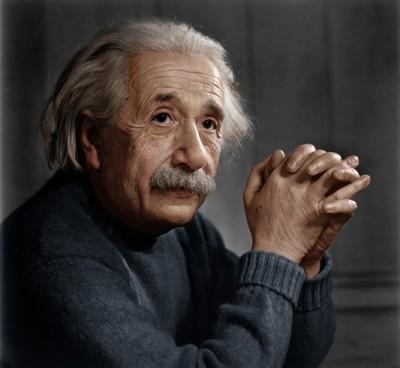 Albert Einstein - wf694