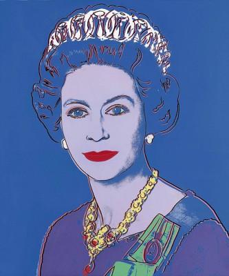 Queen Elizabeth II - wf755