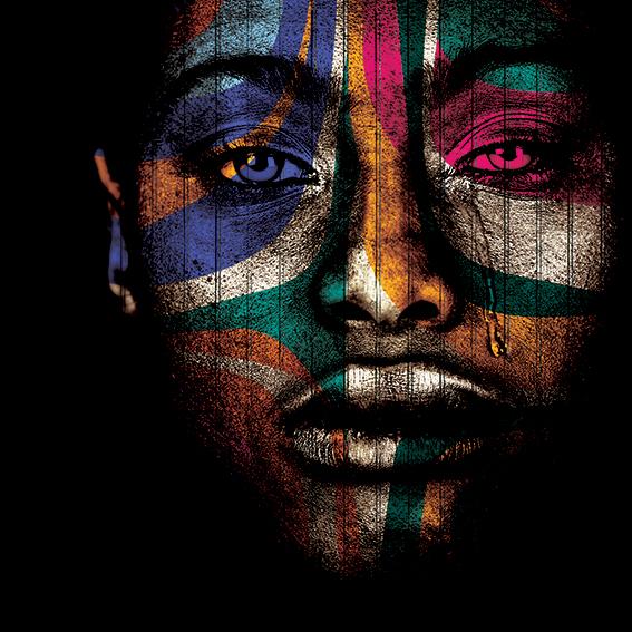 Afroamerykanka  - wf1292