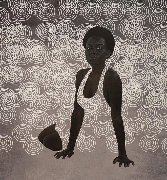 Black Woman - wf1491
