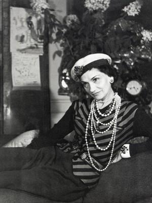 Coco Chanel - wf493