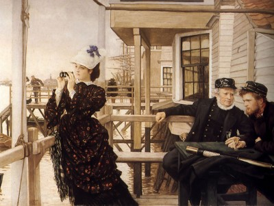 James Tissot - Córka Kapitana - wf1206