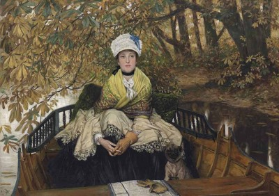 James Tissot - Czekam  - wf1211