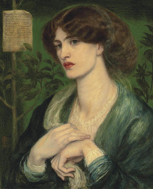 Dante Gabriel Rossetti  - wf1490