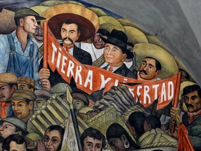 Diego Rivera - Historia Meksyku - wf1264