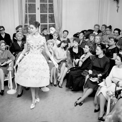 Pokaz Mody Dior, Paryż - wf1162