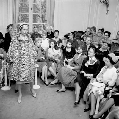 Pokaz Mody Dior, Paryż - wf1163
