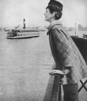 Carmen Dell'Orefice, 1956r. - wf1164