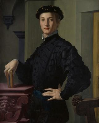 Portret Młodego Mężczyzny - wf732