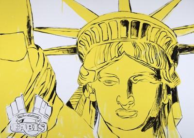 Statua Wolności  - wf756