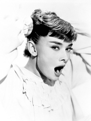 Audrey Hepburn - wf539
