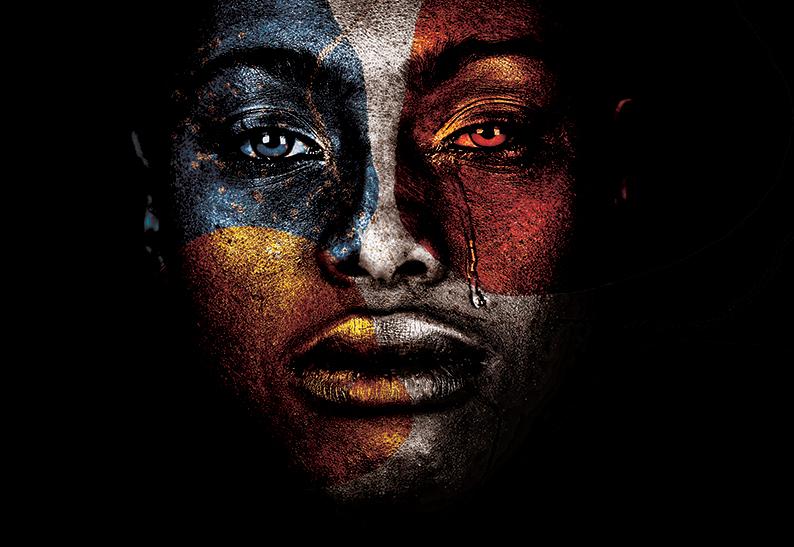 Afroamerykanka - wf1832