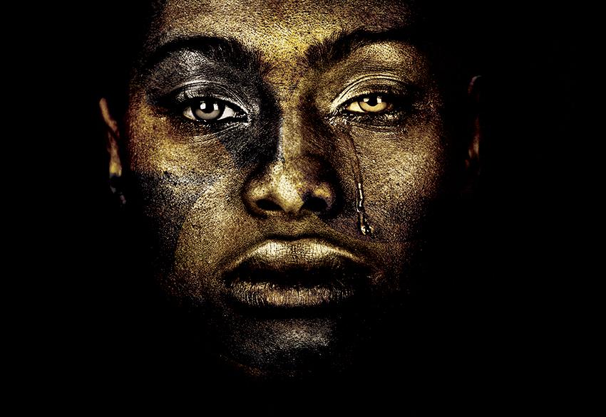 Afroamerykanka - wf1831