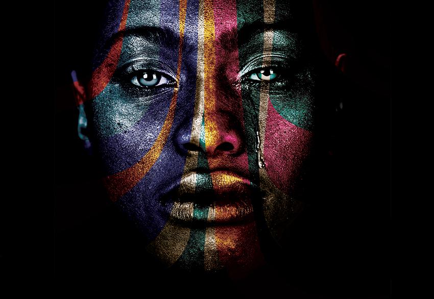 Afroamerykanka - wf1830