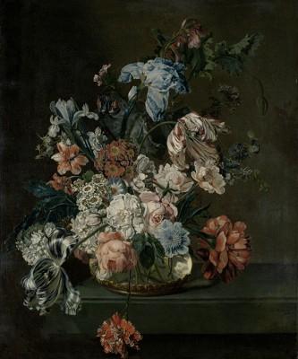Kwiaty - wf597