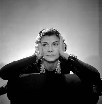 Coco Chanel - Portret  - wf497