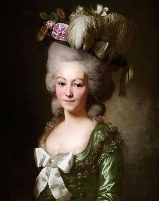 Portret Kobiety  - wf510
