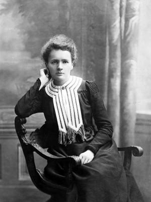 Maria Skłodowska-Curie - wf576