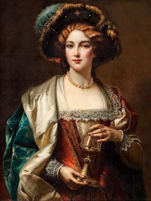 Portret Kobiety  - wf515