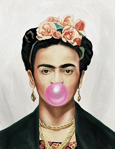 Frida Kahlo - wf1420