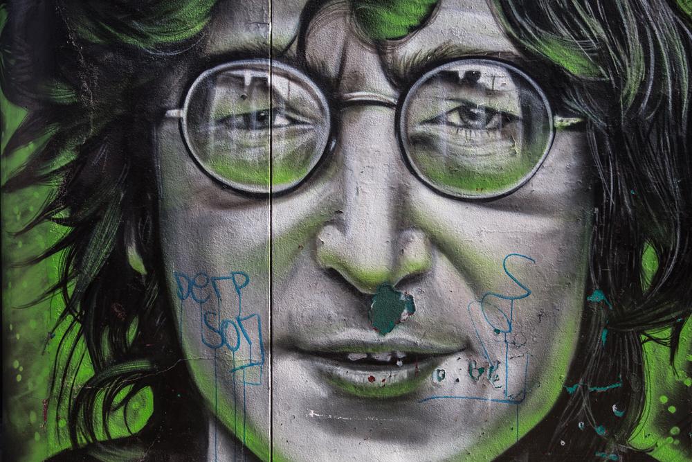 Fototapeta John Lennon - wf75