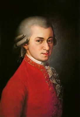 Wolfgang Amadeus Mozart - wf578