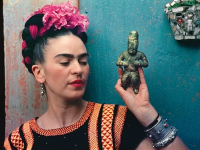Frida Kahlo  - wf636