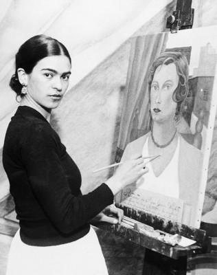Frida Kahlo  - wf637