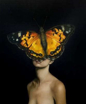 Kobiet Motyl  - wf1432
