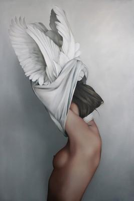 Kobieta Ptak - wf1449