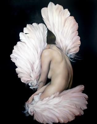 Kobieta Ptak  - wf1299